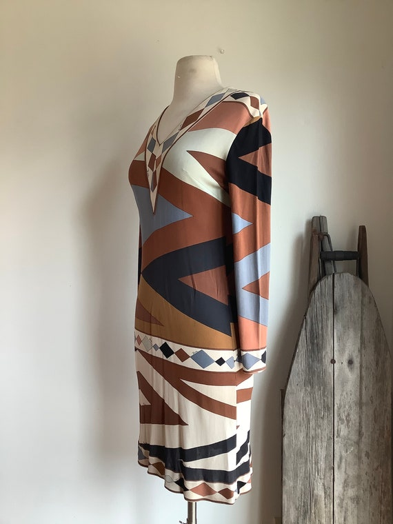 Emilio Pucci - 1960s dress - 1960s Emilio Pucci d… - image 3