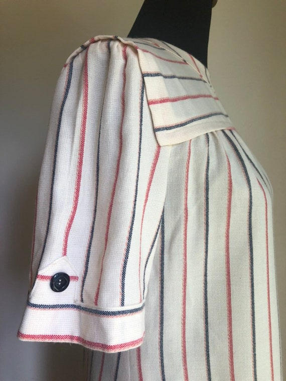 1950s dress - vintage dress - vintage cotton dres… - image 3
