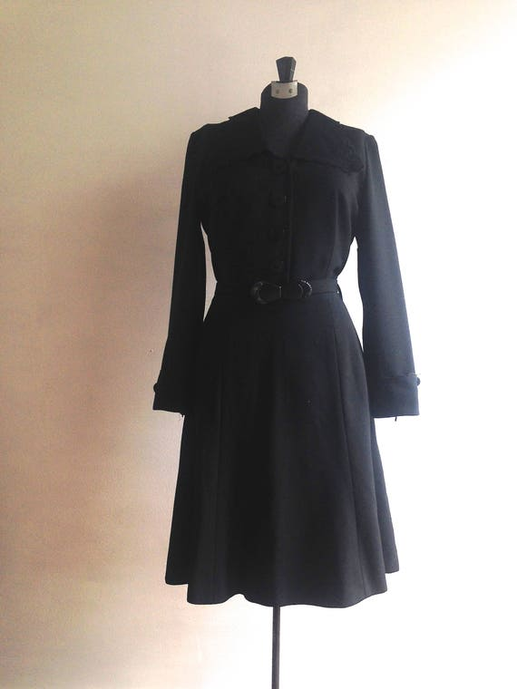 1950s dress - Vintage Betty Barclay dress - 1950s