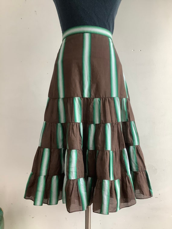 Vintage Annelore skirt - vintage skirt - vintage c
