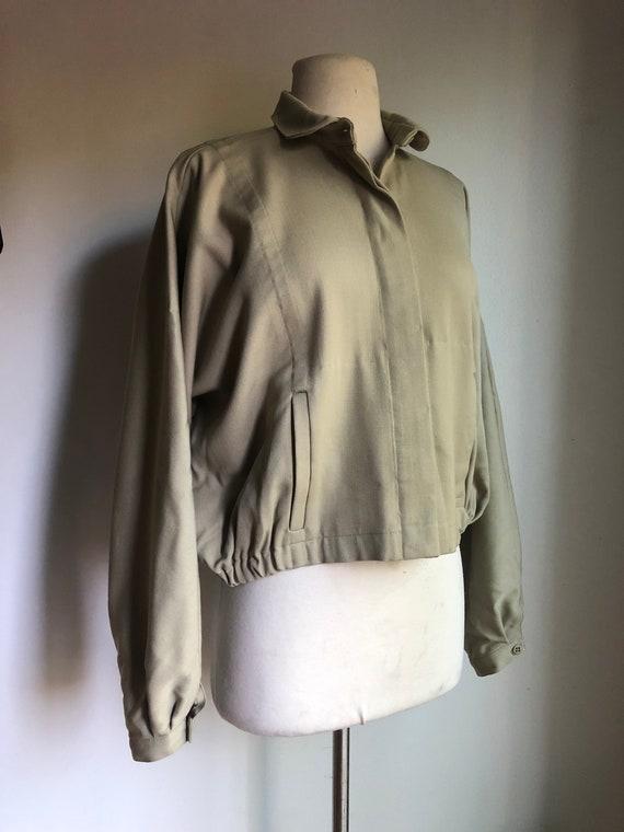 Vintage jacket - Perry Ellis jacket - 1980s Perry