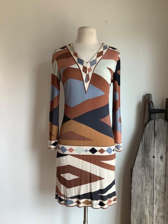 Emilio Pucci - 1960s dress - 1960s Emilio Pucci dr