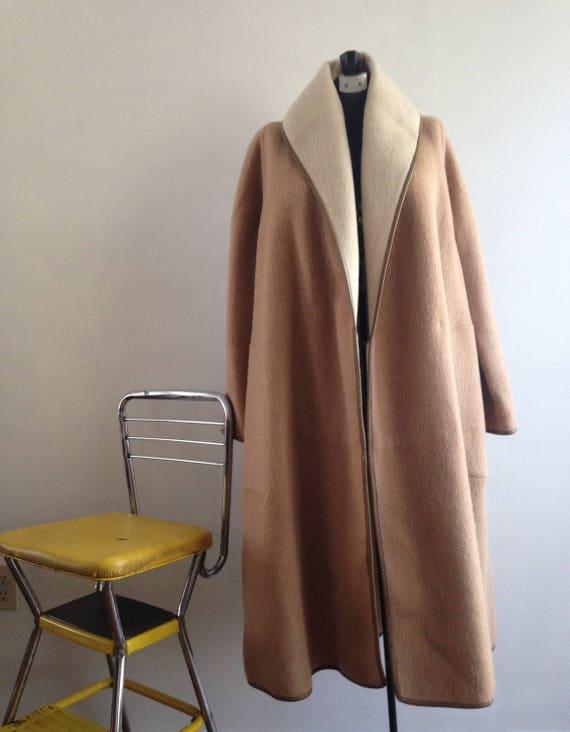 Bonnie Cashin coat - Reversible Bonnie Cashin vint