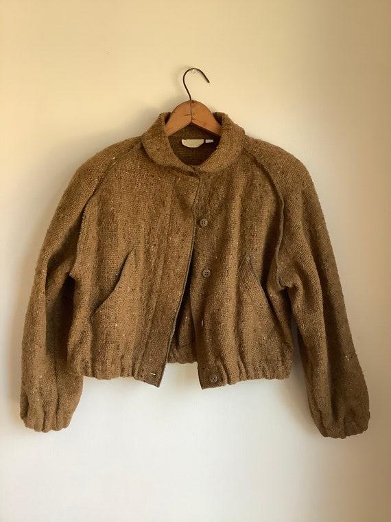 Vintage Perry Ellis jacket - 1980s Perry Ellis - V