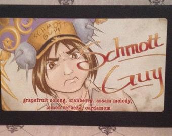 Schmott Guy - Girl Genius sample size tea blend