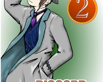 Discord (a love story) Chapter 2 - steampunk adventure romance