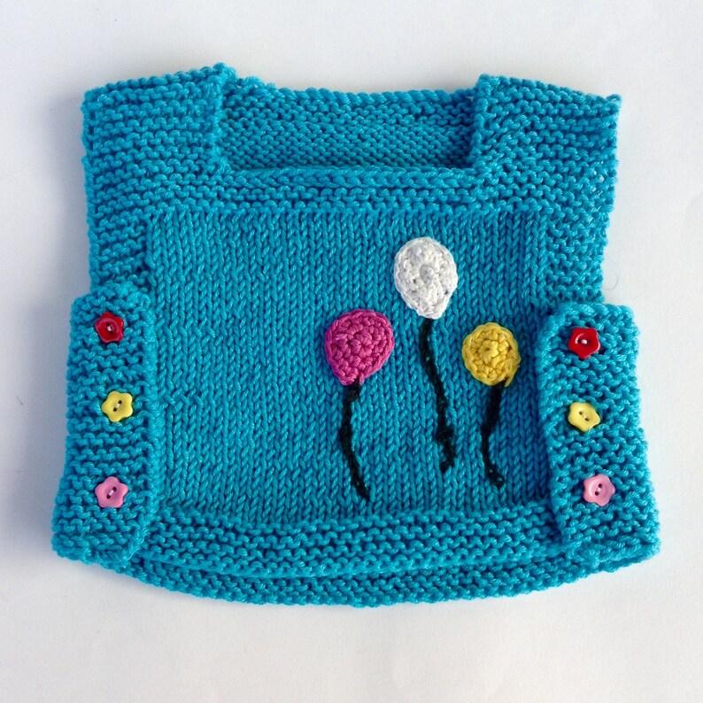 Coprifasce Azzurro Per Neonato Gilet Per Bebè Azzurro E Etsy