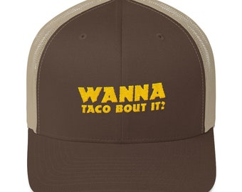 More colours. Vintage style funny taco lovers  2bcf3c1c5d6b