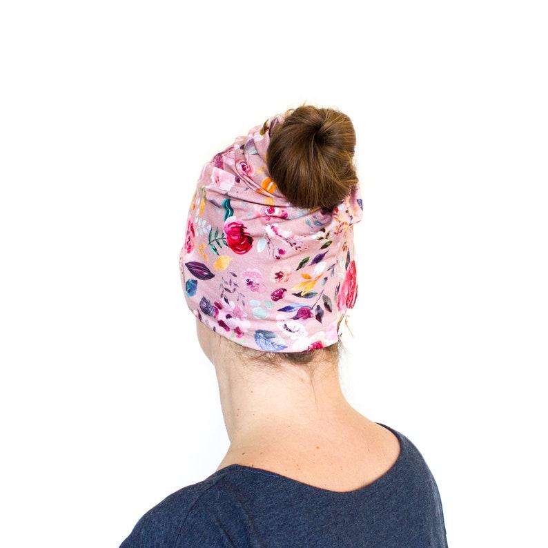 Dance Teacher Gifts Messy Bun Beanie Hats Women Ponytail Beanie