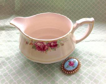 Alfred Meakin Rose Painted jug