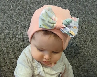 pink Slouch Beanie  baby girl slouchy beanie  toddler beanie   hipster  beanie  slouchy hipster beanie  slouchy beanie -Big Bow Peachy Pink a3cb1bb593b