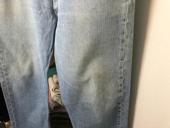 Distressed Levi's 501 | vintage 90s jeans | vinta… - image 7