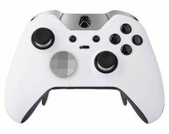 Soft Touch Red Xbox One ELITE Rapid Fire Modded Controller