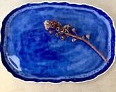 Ceramic platter - Porcela...