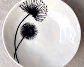 Ceramic plate - Painted p...