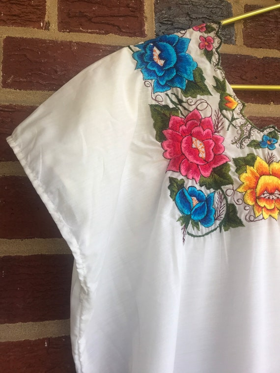Embroidered Vintage Dress,embroidered,embroidered… - image 6