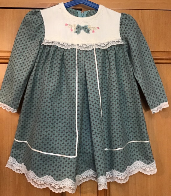 Vintage Gunne Sax Toddler Dress,Gunne Sax,Gunne S… - image 1