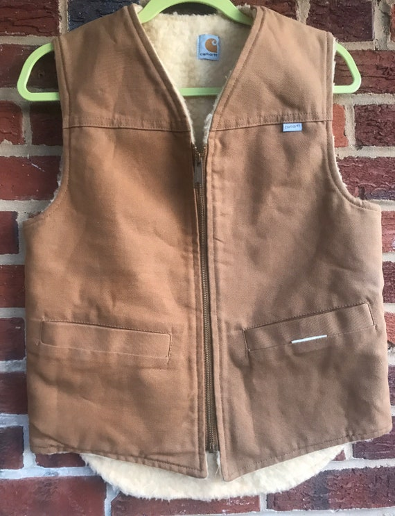 Carhartt,Carhartt vest,union made Carhartt,made i… - image 1