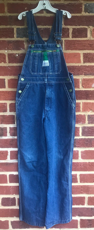 Vintage Overalls & Jumpsuits Vintage Liberty Childs Denim Overalls, Jean Overalls, Denim Vintage $8.00 AT vintagedancer.com