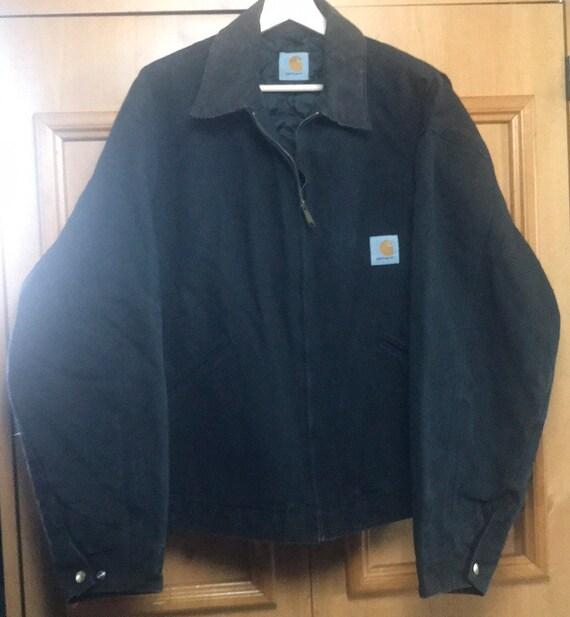 Carhartt Jacket,Carhartt chore coat,work coat,ran… - image 1