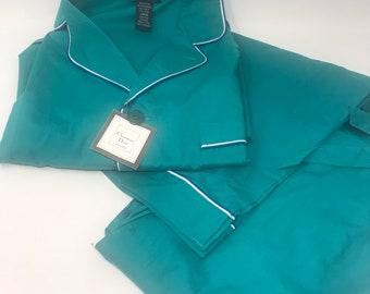 Christian Dior Monsieur Vintage Mens Nightwear,New with tags, dead stock,Men's pajamas,PJs,loungewear