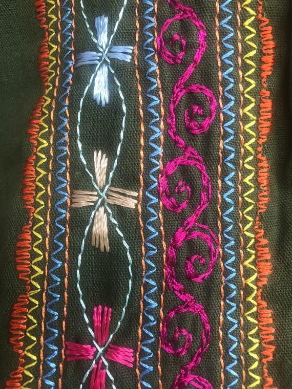 Vintage Embroidered Top,Embroidered top,vintage t… - image 5