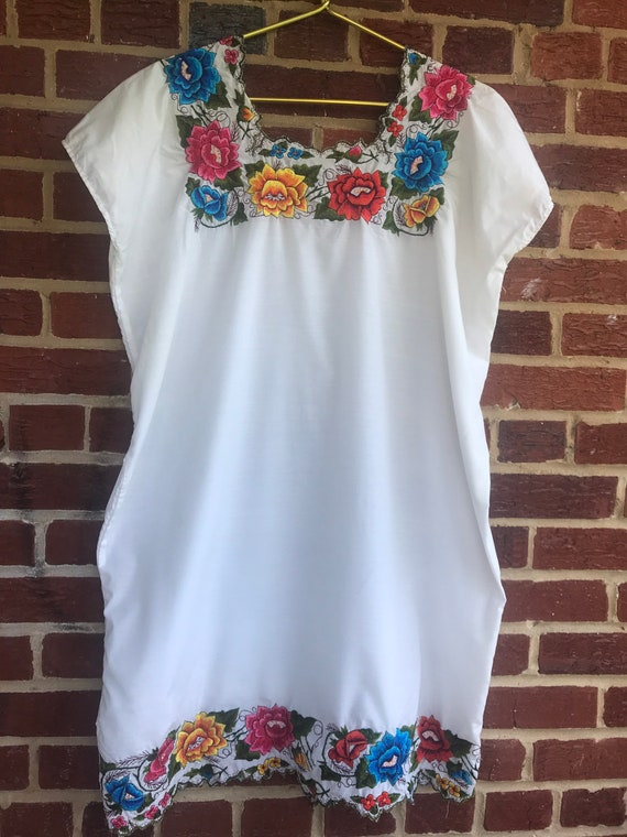 Embroidered Vintage Dress,embroidered,embroidered… - image 3