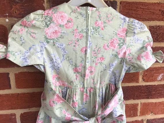 Laura Ashley prairie dress, Laura Ashley, vintage… - image 8