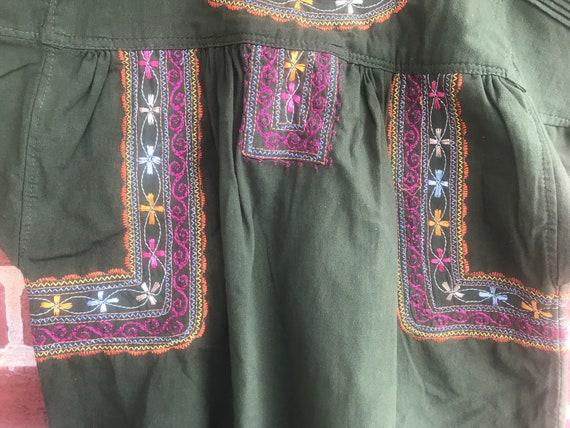 Vintage Embroidered Top,Embroidered top,vintage t… - image 7