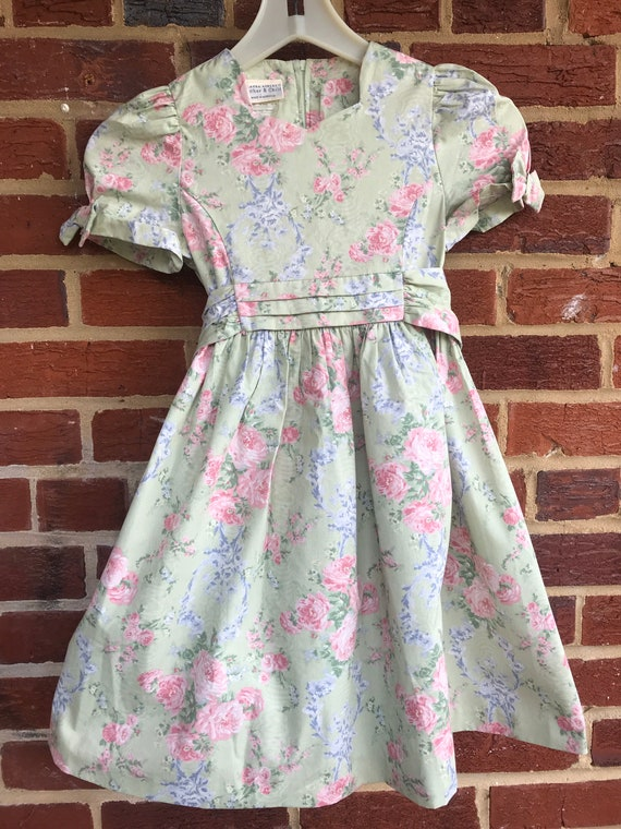 Laura Ashley prairie dress, Laura Ashley, vintage… - image 1