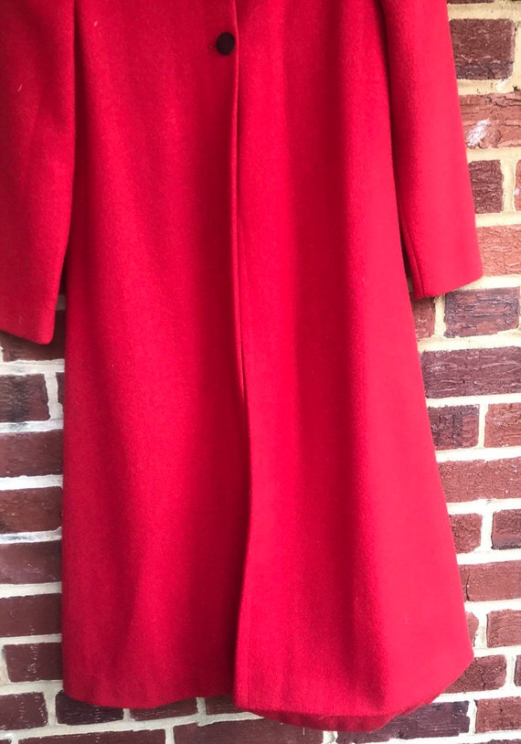 Vintage 1960s Girls maxi coat 1960s,vintage,vinta… - image 6