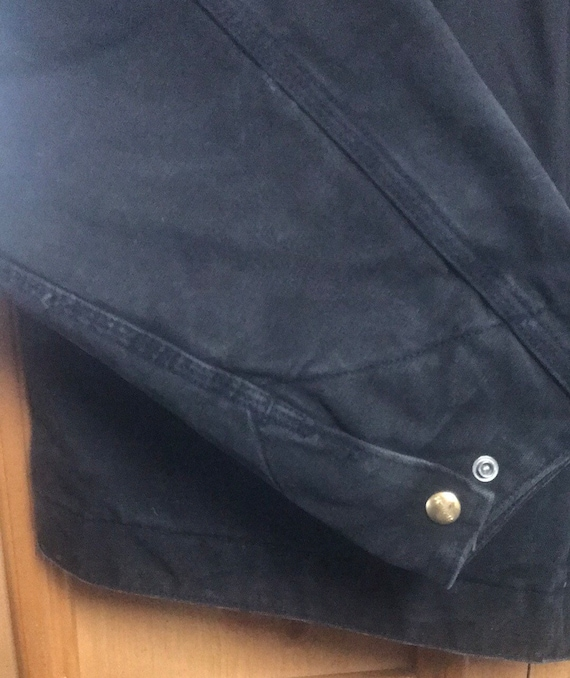 Carhartt Jacket,Carhartt chore coat,work coat,ran… - image 8