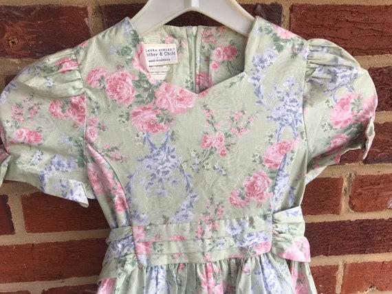 Laura Ashley prairie dress, Laura Ashley, vintage… - image 2