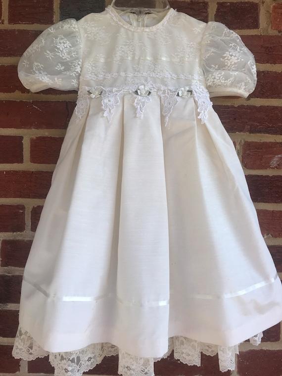 Vintage Girls Dress,girls dress,Romantic dress,Vi… - image 1