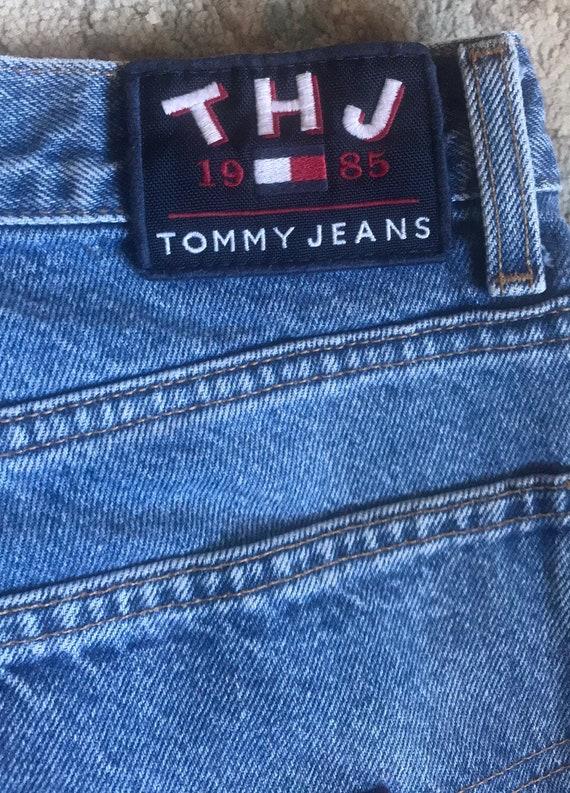 Tommy Hilfiger Denim Jeans,vintage denim, denim,je