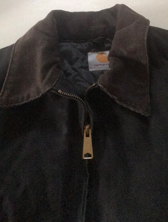 Carhartt Jacket,Carhartt chore coat,work coat,ran… - image 5
