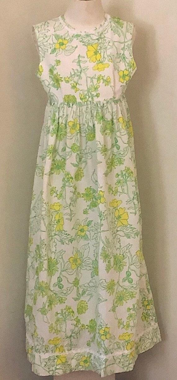 Vintage Lilly Pulitzer Maxi Dress,Girls vintage d… - image 1