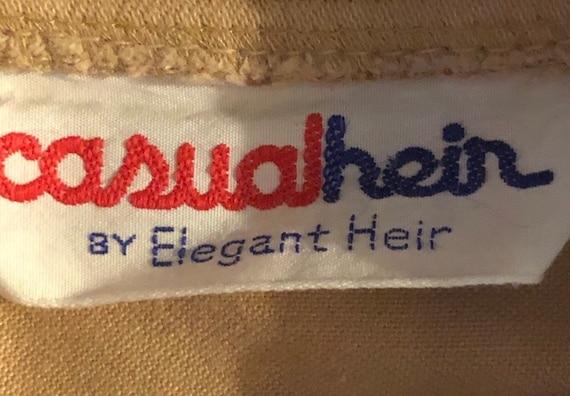 Vintage Embroidered Boys/Toddler Shirt Jacket,Cow… - image 10
