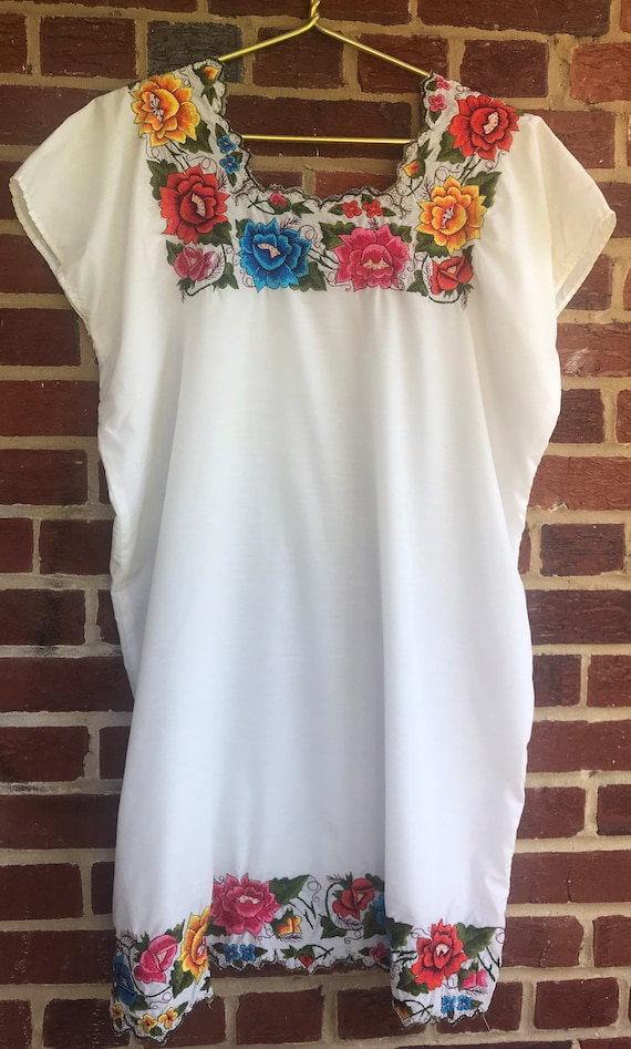 Embroidered Vintage Dress,embroidered,embroidered… - image 7