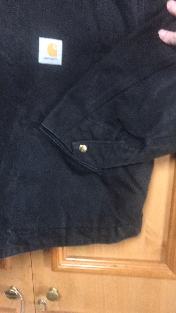 Carhartt Jacket,Carhartt chore coat,work coat,ran… - image 7