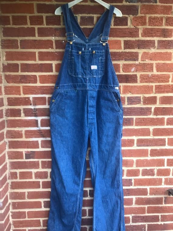 Vintage Red Rock overalls, Vintage overalls,overal