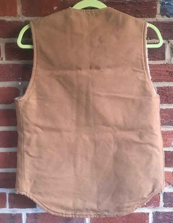 Carhartt,Carhartt vest,union made Carhartt,made i… - image 7