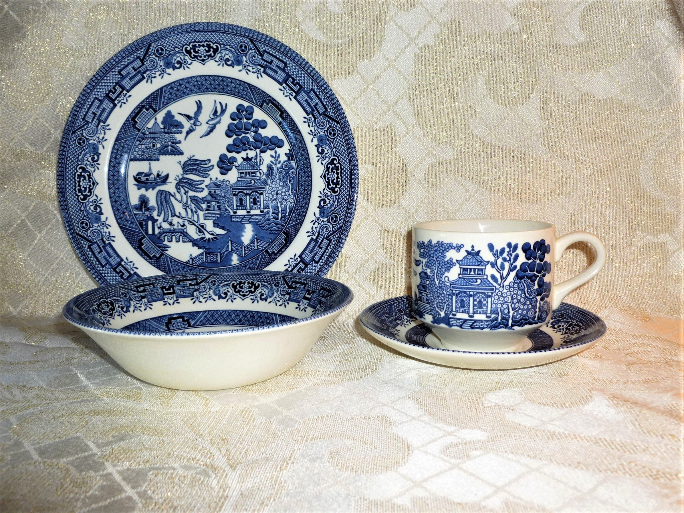 Carmel Collectibles Offers A Vintage Churchill China