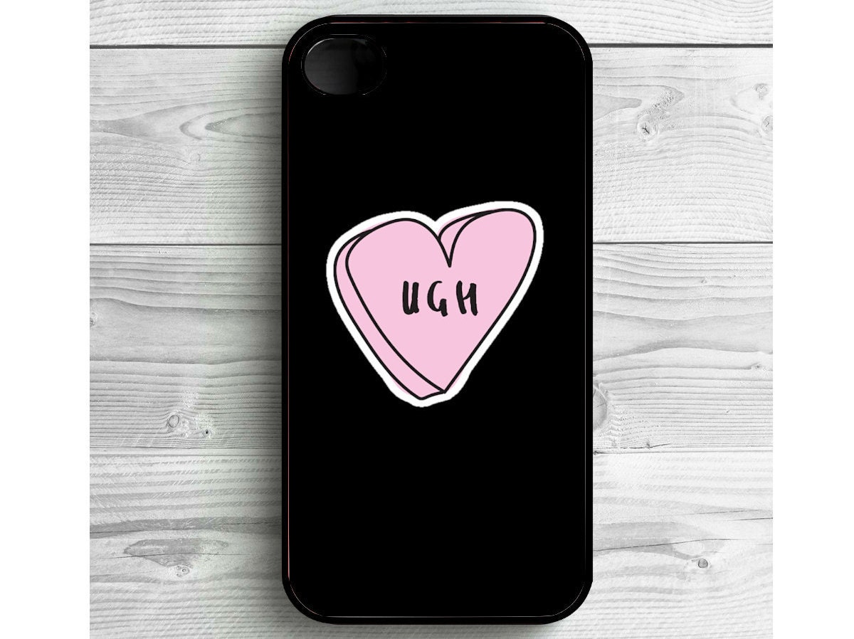 Ugh Heart Tumblr Phone Case UGH ...