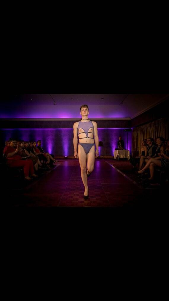 Mémoires pastels - Mens - unisexe - fait à la main lingerie - XXS/4XL - fait sur mesure - Londres