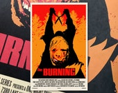 "The Burning 11""x17"" Movie Poster Art Print Shockarama Horror Film Screening Slasher Cropsy Tom Savini"