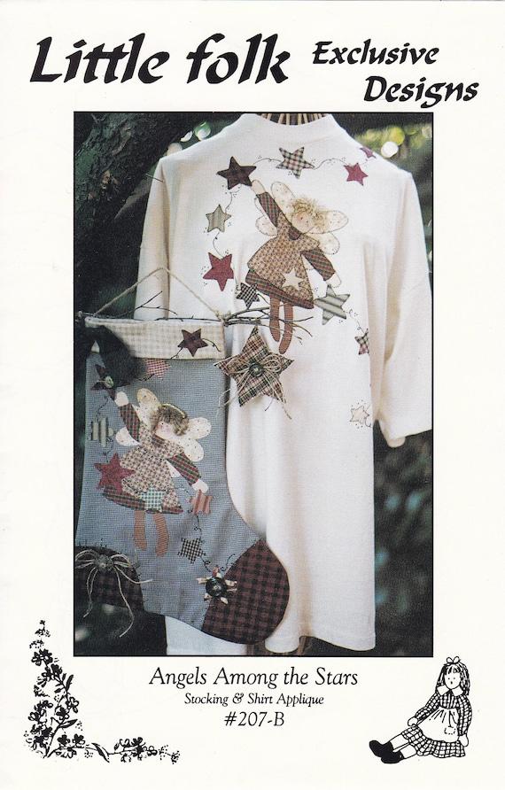 Free Us Ship Craft Sewing Pattern Christmas Little Folk Etsy