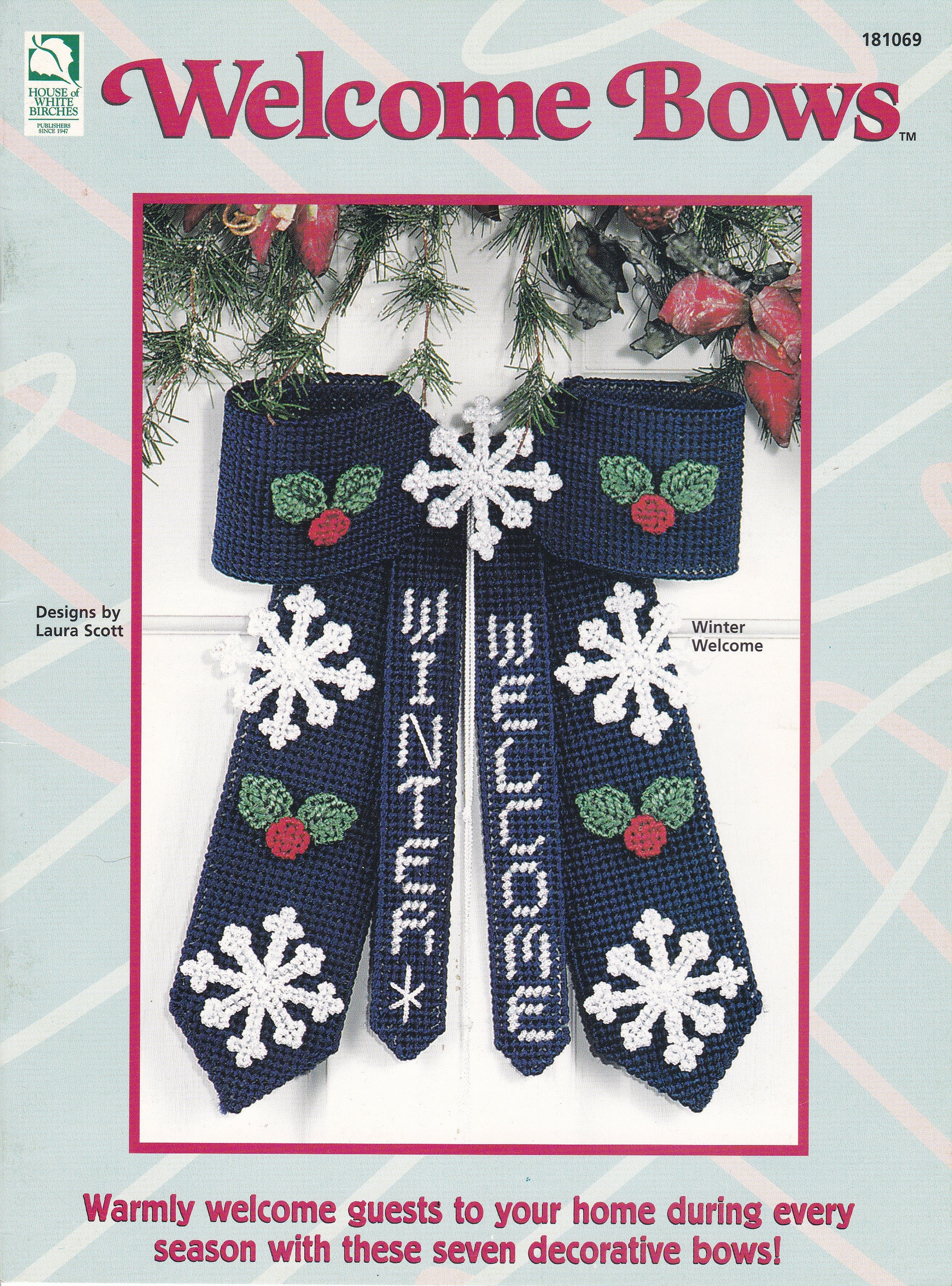 Free Plastic Canvas Christmas Patterns Best Inspiration