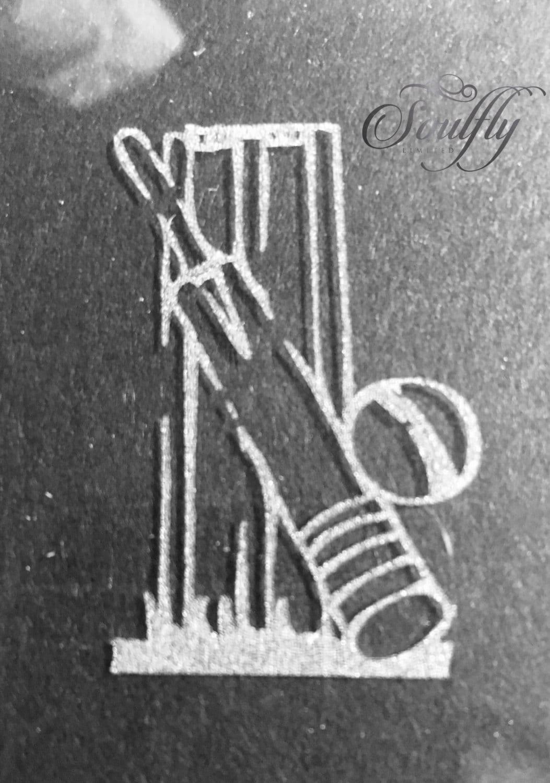 Personalised Cricket Engraved Pint Tankard