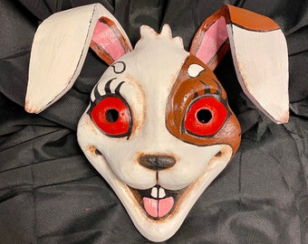 FNAF Vanny mask Five Nights at Freddys Vanessa Reluctant Follower Halloween